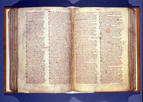 Photograph of Great Domesday, E31/2/1