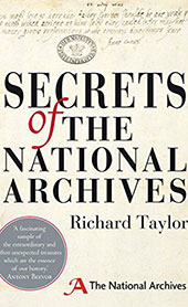 Secrets of The National Archives book cover