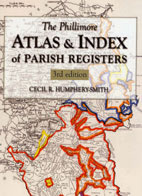 Phillimore Atlas and Index of Parish Registers