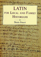 Latin for Local and Family Historians.