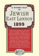 Street map of Jewish East London 1889