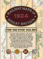 Railway Maps of Great Britain 1924