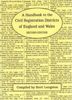 Handbook to the Civil Registration Districts of England and Wales (2nd Edition)