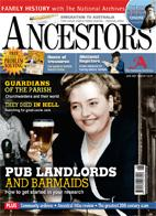 Ancestors Magazine - May 2009