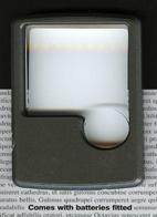 Pocket Lighted Magnifier
