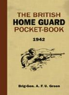 British Home Guard Pocket Book 1942