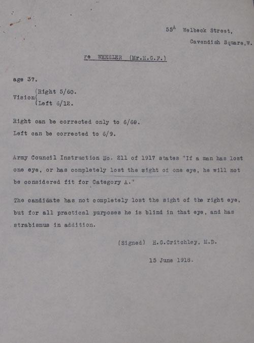 first world war military service tribunals