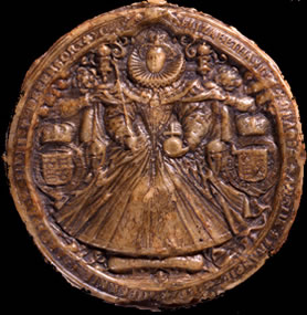 Second Great Seal of Elizabeth I (SC13/N3)