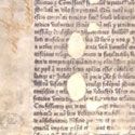 Printed indulgence by Caxton, the earliest printed document, 1476. Catalogue reference: E 135/6/56