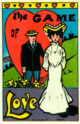 The Game of Love, 1905. Catalogue reference: COPY 1/231A (66)