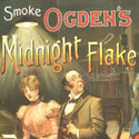 Victorian advertisement for Ogden's Midnight Flake, 1900. Catalogue reference: COPY 1/172 folio 372