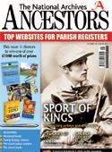 Ancestors Magazine - November 2009