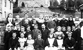 Findmypast.co.uk publishes National School Admission Registers, 1870-1914