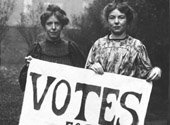 Hidden files reveal true suffering of early suffragettes (UK)