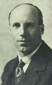 Eric Liddell. Courtesy of Council for World Mission Archive