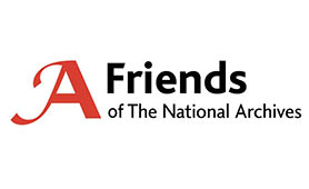 Friends of The National Archives logo