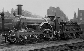 The golden age of steam? Railway accidents in the records (UK)