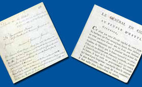 Haiti's Declaration of Independence discovered at The National Archives (UK)