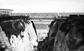 Margate, Newgate Gap, Cliftonville, 1930s (catalogue reference INF 9/630)