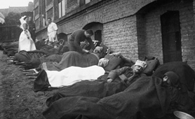 First World War nursing records available online (UK)