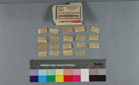 Sachets of powder (catalogue reference FO 841/276)