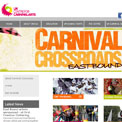 Carnival Crossroads Eastbound website