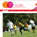 East London Business Alliance website