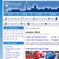 Portsmouth 2012 - archived website, British Library