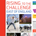 Rising to the Challenge East of England - archived website, British Library