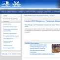 Tower Hamlets 2012 website
