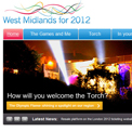 West Midlands for 2012 website