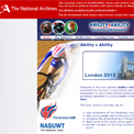 Ability v Ability Paralympics GB Education archived website