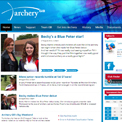 Archery GB website