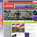 British Cycling Mountain Bike website