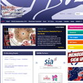British Wheelchair Basketball website