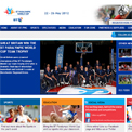 BT Paralympic World Cup website