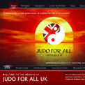 Judo for all website