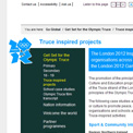 London 2012 - Get Set Truce archived website