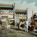 Street in Peking, W Meakin, 1907. COPY 1/514 (18)