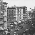 Broadway New York, 1885. COPY 1/69