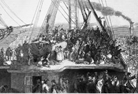 Podcast: Anxiety, dread and disease: British ports 1834-1870