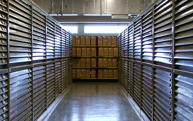 A view of the map repository