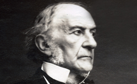 Photograph of William Ewart Gladstone, 1881 (Catalogue reference: COPY 1/54/f631)