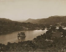 Kandy, Sri Lanka, c 1930s. Catalogue reference: CO 1069/583