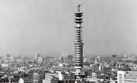 Post Office Tower, 1961-1967 (catalogue reference: CM 22/195)