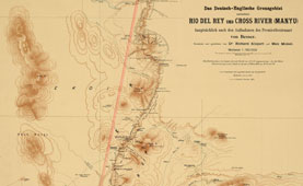 Lines on the map: records of international boundaries