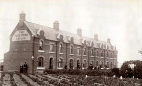 The Foresters Asylum, Bexleyheath, 1890 (Catalogue reference: COPY 1/401)