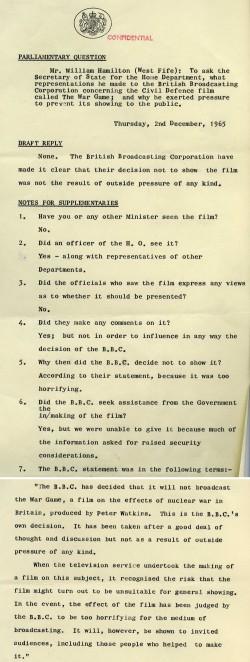 Image of BBC film censored?