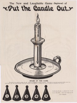 Image of Put the candle out