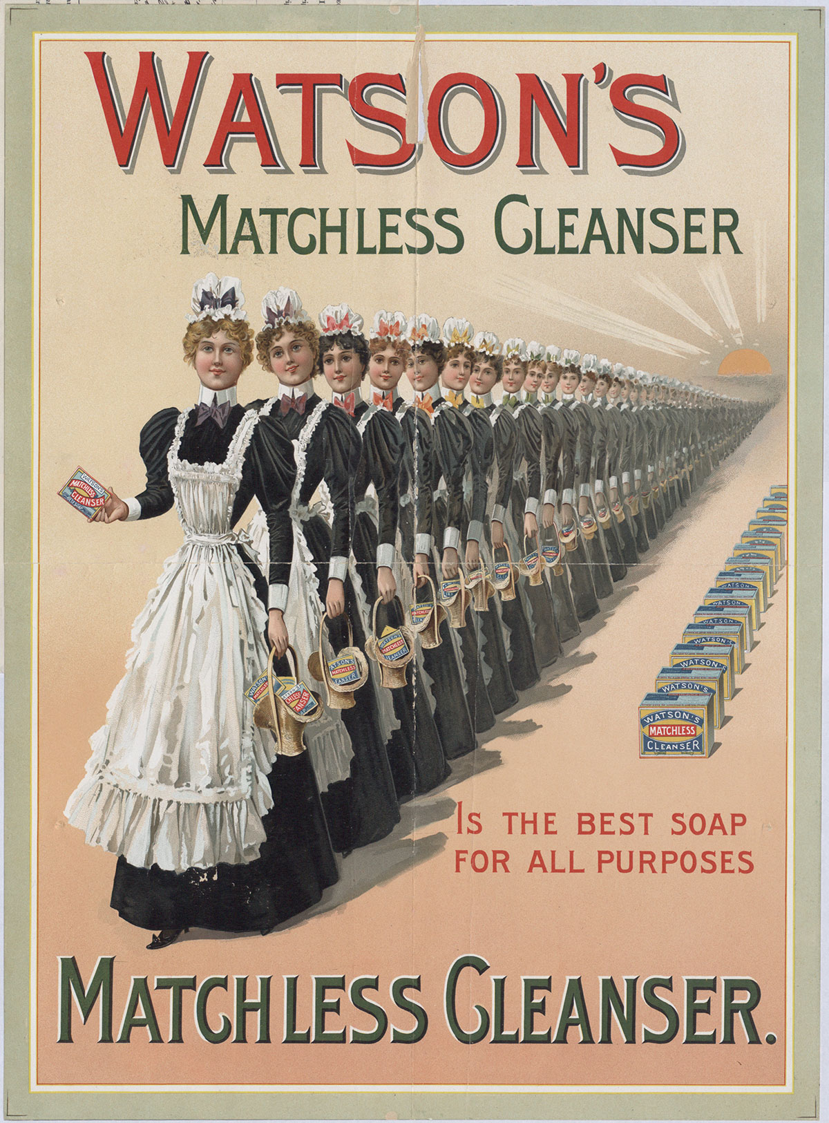 Watson's Cleaning polish, 1898 (COPY 1/143 f.89)